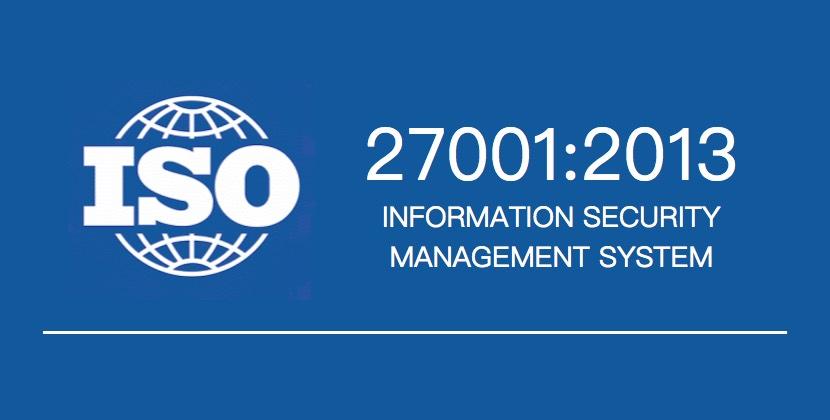 Ανάθεση έργου υλοποίησης Information Security Management System κατά ISO 27001 από την Intelligent Security Ltd.